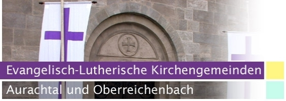Evangelisch in Aurachtal und Oberreichenbach