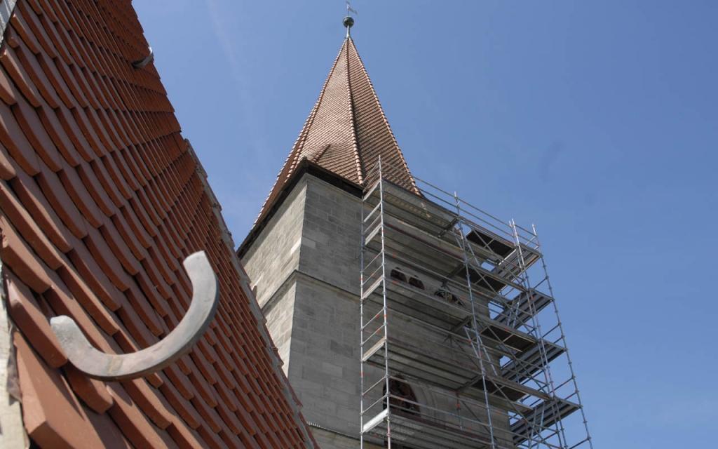 Der Turm.