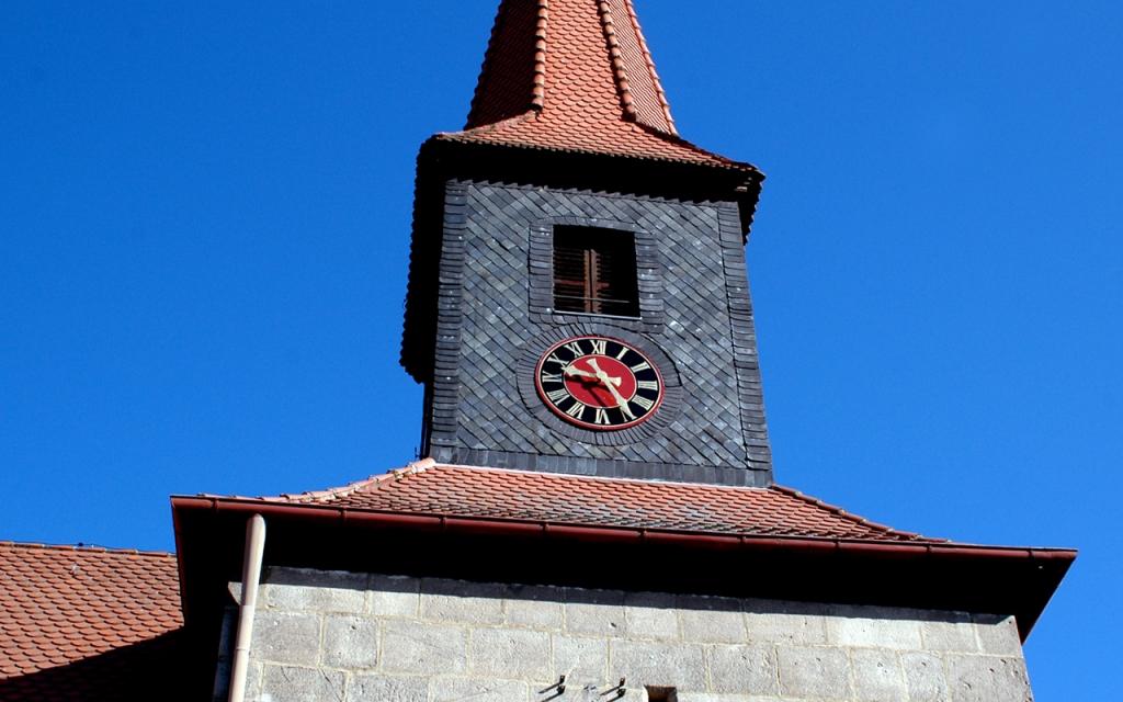 St. Egidien in Oberreichenbach